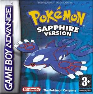Pokemon Saphir Edition / Sapphire