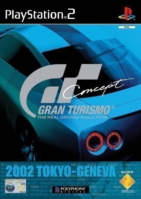 Gran Turismo Concept - 2002 Tokyo-Geneva