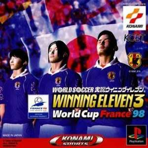Winning Eleven 3 World Cup France '98