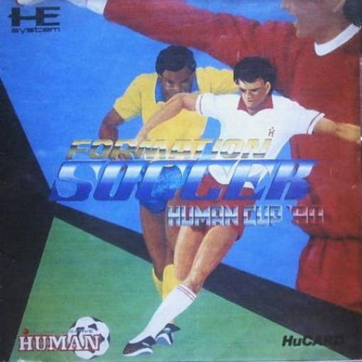 PC Engine / TurboGrafX 16 - Formation Soccer