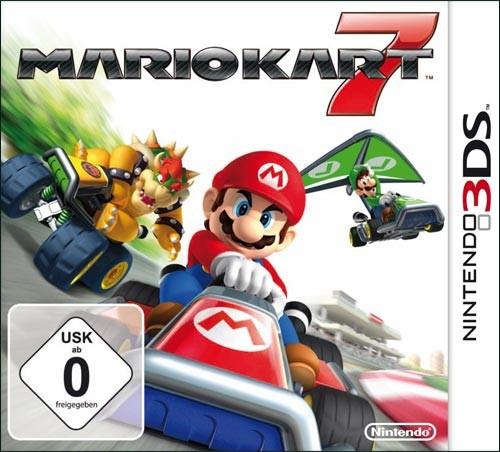 Nintendo 3DS - Mario Kart 7