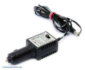 Car Adapter 9V/6V