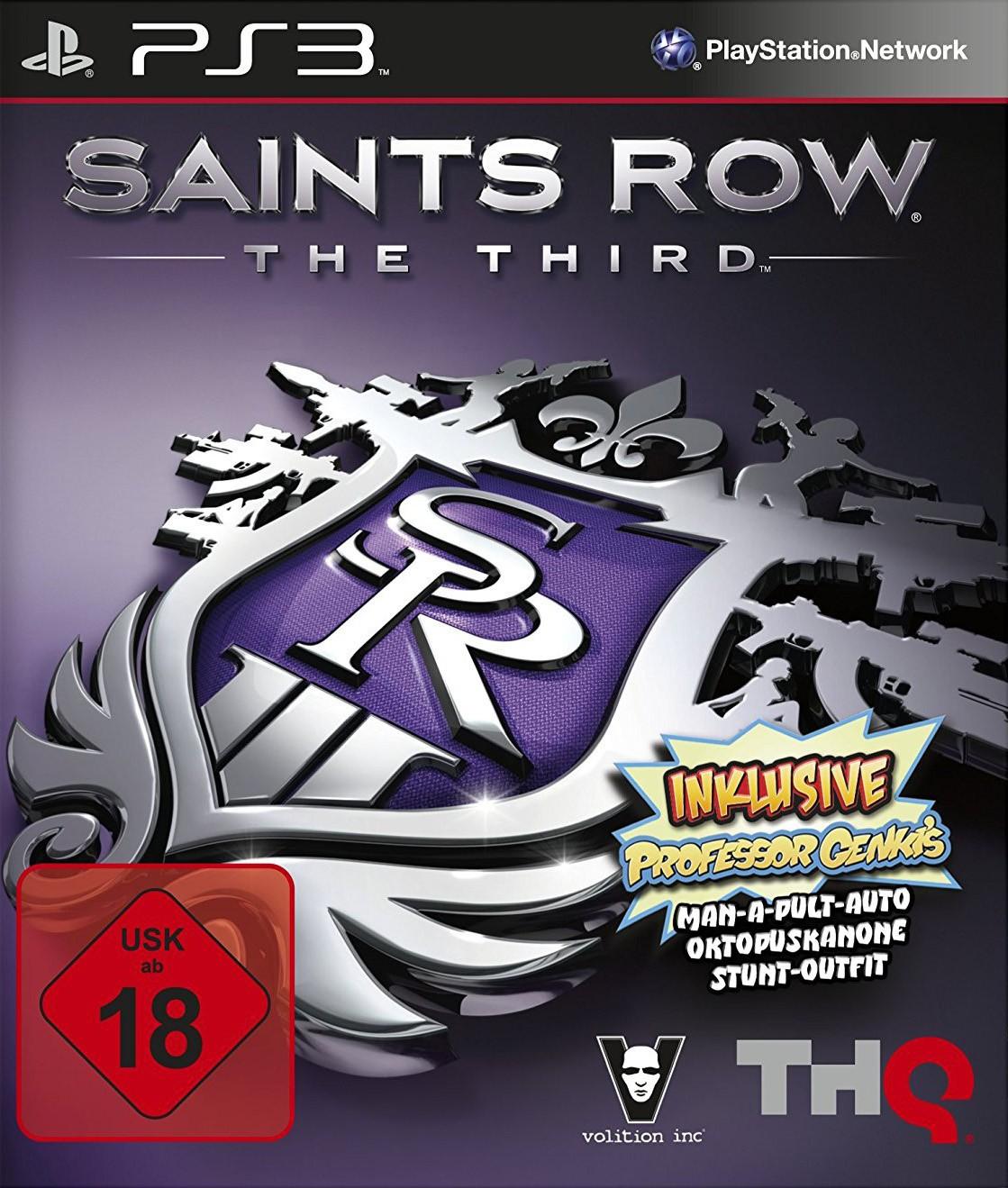 Saints Row: The Third [Standard]