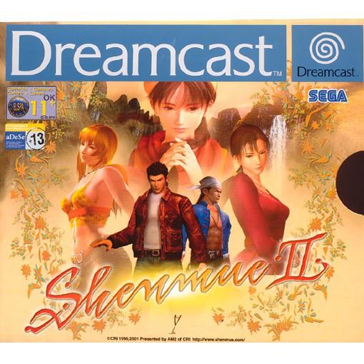 Shenmue II / 2 #4 CD's