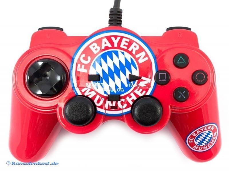 Controller / Pad #Bayern München Design [BigBen]
