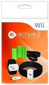 Zubehör-Set: EA Sports Active 2 Accessory Pack