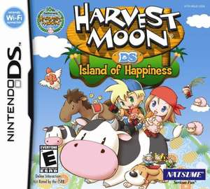 Harvest Moon DS: Mein Inselparadies / Island of Happiness