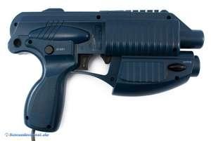 Light Gun / Pistole / Phaser #blau [Interact]