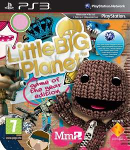 Little Big Planet #Game of the Year Edition