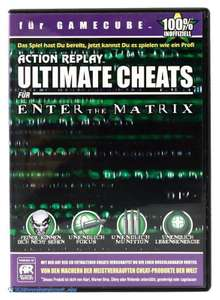 Action Replay - Ultimate Cheats für Enter the Matrix