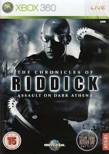 The Chronicles of Riddick: Assault on Dark Athena