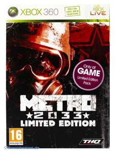 Metro 2033 #Limited Edition
