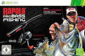 Rapala Pro Bass Fishing 2010 Bundle