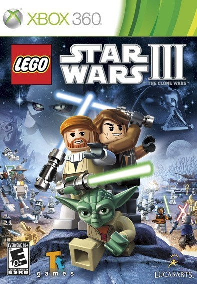 Xbox 360 - Lego Star Wars III #The Clone Wars [Platinum Hits]