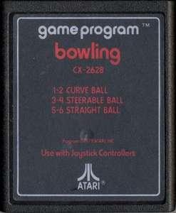 Bowling #Textlabel