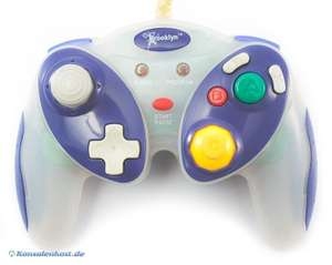 Controller / Pad mit Turbo und Program Taste [Brooklyn]