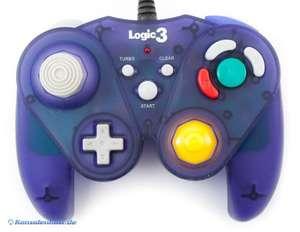 Controller / Pad #lila mit Turbo [Logic 3]