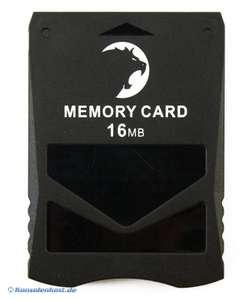 Memory Card / Memorycard / Speicherkarte 16 MB [verschiedene Hersteller]