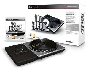 DJ Hero 2 + Turntable