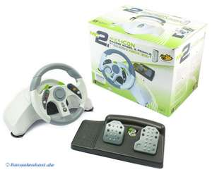 Lenkrad Microcon Racing Wheel & Pedale [Madcatz]