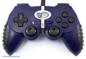 Controller / Pad mit Play & Stop Taste #lila [MadCatz]
