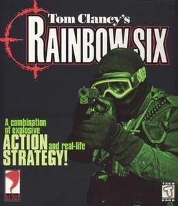 Tom Clancy 2 in 1: Rainbow Six + Rogue Spear