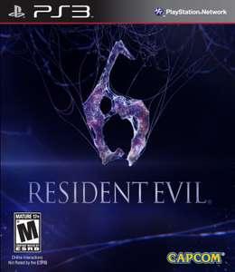 Resident Evil 6 [Greatest Hits]