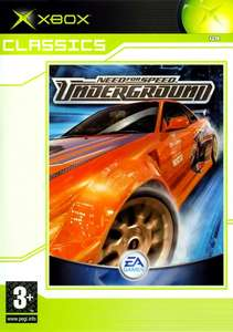 Need for Speed: Underground [Classics]