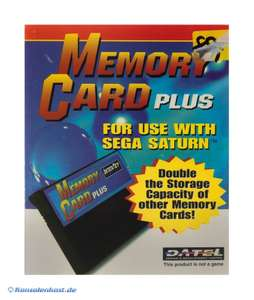 Memory Card Plus 8 MB [Datel]
