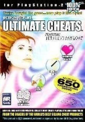 Action Replay Ultimate Cheats - Final Fantasy X-2