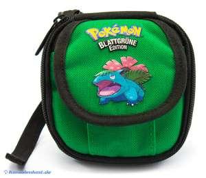 Tasche Pokemon Blattgrüne Edition / Leaf Green Version #grün