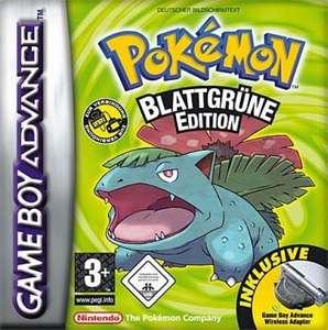 Pokemon Blattgrüne Edition