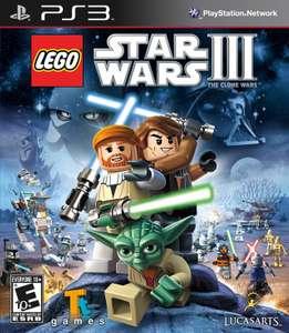 LEGO Star Wars III: Clone Wars [Standard]