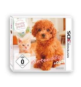 Nintendogs + Cats - Zwergpudel & neue Freunde
