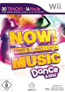 Now! That's What I Call Music: Dance & Sing
