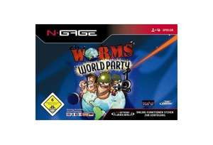 Gage - Worms World Party