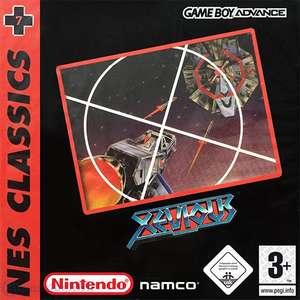 NES Classics: Xevious
