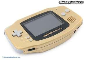 Konsole #Gold Zelda-Look SELTEN!
