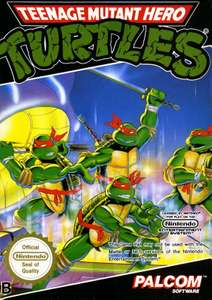 Teenage Mutant Hero Turtles 1