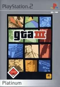 Grand Theft Auto III / GTA 3 [Platinum]