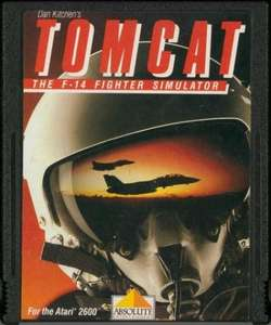 Tomcat: The F-14 Fighter Simulator #Picturelabel