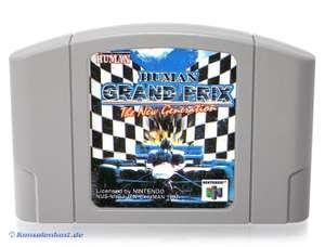 Human Grand Prix - The New Generation