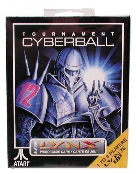 Atari Lynx - Tournament Cyberball
