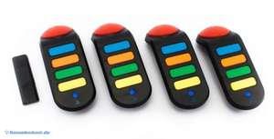 4 Wireless Buzzer + Empfänger