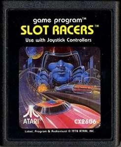 Slot Racers #Picturelabel