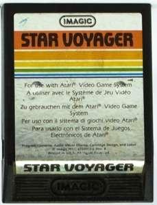 Star Voyager #Textlabel