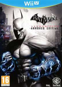 Batman: Arkham City #Armoured Edition