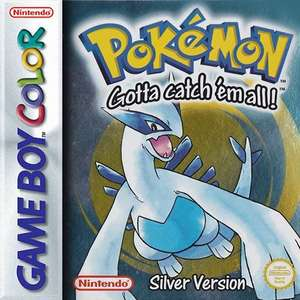 Pokemon Silberne Edition / Silver Version