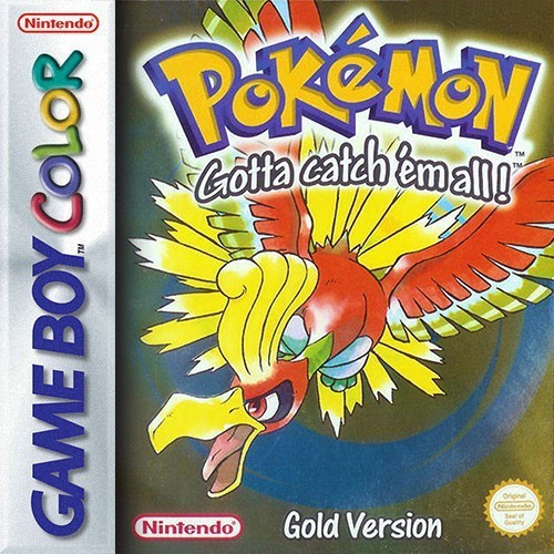 Pokemon Goldene Edition / Gold Version