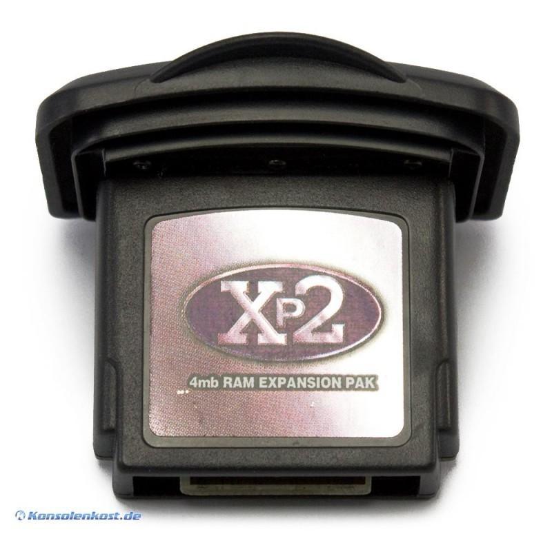 Expansion Pak / Grafikerweiterung / Ram Expander XP2